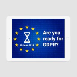 Ο GDPR είναι γεγονός! Το website/eshop σου είναι έτοιμο;